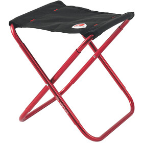 Robens Discover Hocker glowing red